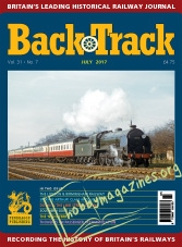 BackTrack – July 2017