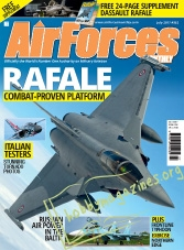 AirForces Monthly – July 2017