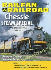 Railfan & Railroad - July 2017