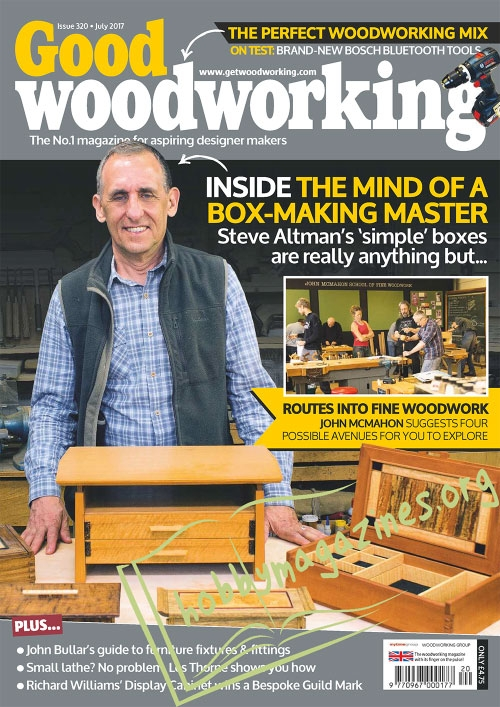 Good Woodworking – July 2017