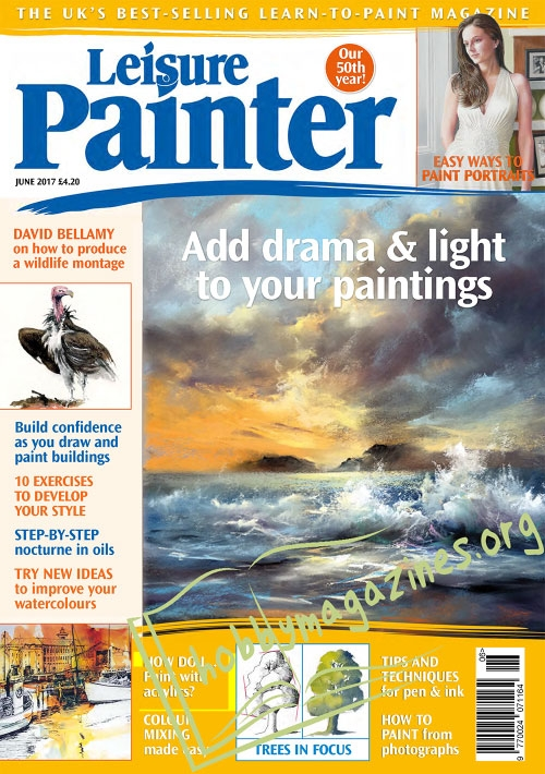 Leisure Painter – June 2017