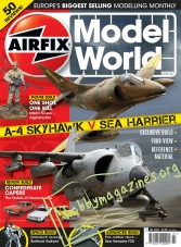 Airfix Model World 020 -  July 2012