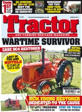 Tractor & Farming Heritage – August 2017
