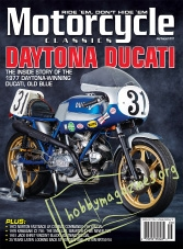 Motorcycle Classics - July/August 2017