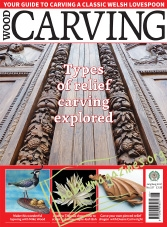 Woodcarving - July/August 2017
