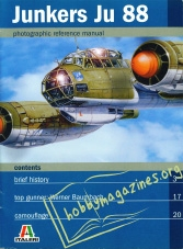 Photographic Reference Manual : Junkers Ju 88