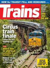 Trains - August 2017