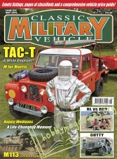 Classic Military Vehicle - May 2012