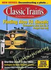 Classic Trains - Spring 2014