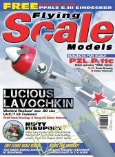 Flying Scale Models - October 2011