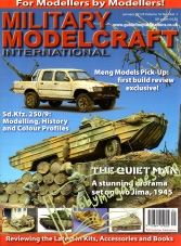 Military Modelcraft International - January 2012