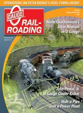 0 Gauge Railroading - February/March 2013