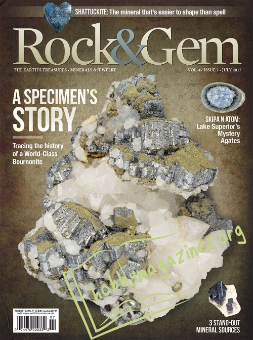 Rock & Gem – July 2017