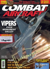 Combat Aircraft - March 2011