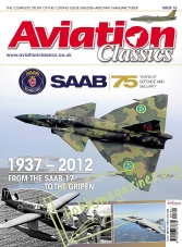 Aviation Classics 16 : SAAB 75 Years of Defence and Security