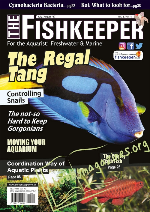 The Fishkeeper – July-August 2017