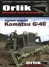 Komatsu G-40