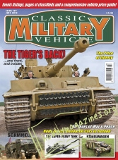 Classic Military Vehicle - July 2012