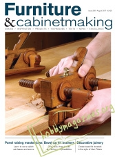 Furniture & Cabinetmaking – August 2017