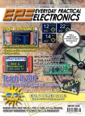 Everyday Practical Electronics – August 2017