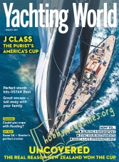 Yachting World – August 2017