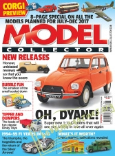 Model Collector – August 2017