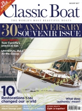 Classic Boat - August 2017