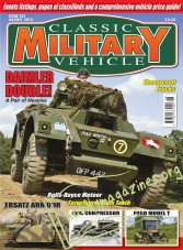 Classic Military Vehicle - August 2012
