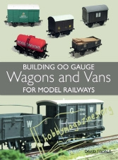 Building 00 Gauge Wagons and Vans for Model Railways (ePub)