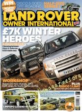 Land Rover Owner – March 2017