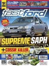 Fast Ford - Summer 2017