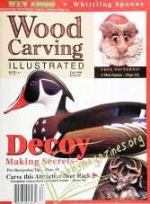 WoodCarving Illustrated 004 - Fall 1998