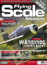 Flying Scale Models - August 2017