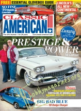 Classic American - August 2017