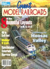 Model Railroader Special : Great Model Railroads 1996