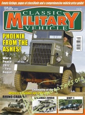 Classic Military Vehicle  -September 2012