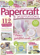 Papercraft Inspirations – July 2017