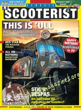 Classic Scooterist - August/September 2017