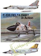 Aircraft In Action 015 : Convair F-106 Delta Dart