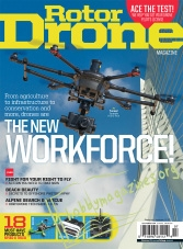 Rotor Drone - July/August 2017