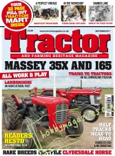 Tractor & Farming Heritagee - September 2017