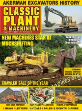 Classic Plant & Machinery - August 2017