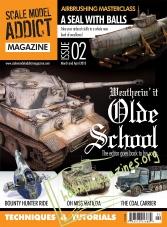 Scale Model Addict Magazine Issue 02