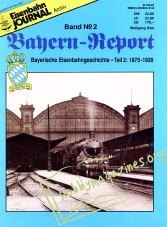 EJ Archiv Bahern-Report Band 2