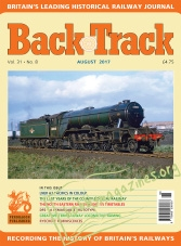 BackTrack – August 2017
