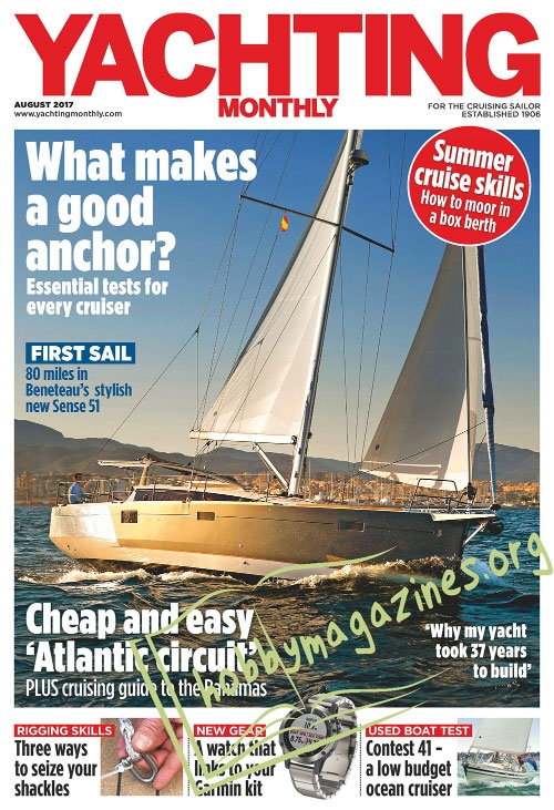Yachting Monthly – August 2017