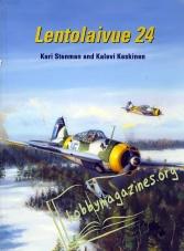 Aviation Elite : Lentolaivue 24