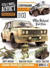 Scale Model Addict Magazine Issue 03