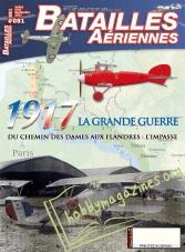 Batailles Aeriennes 081 - Juillet/Aout/Septembre 2017