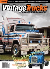 Vintage Trucks & Commercials - July/August 2017